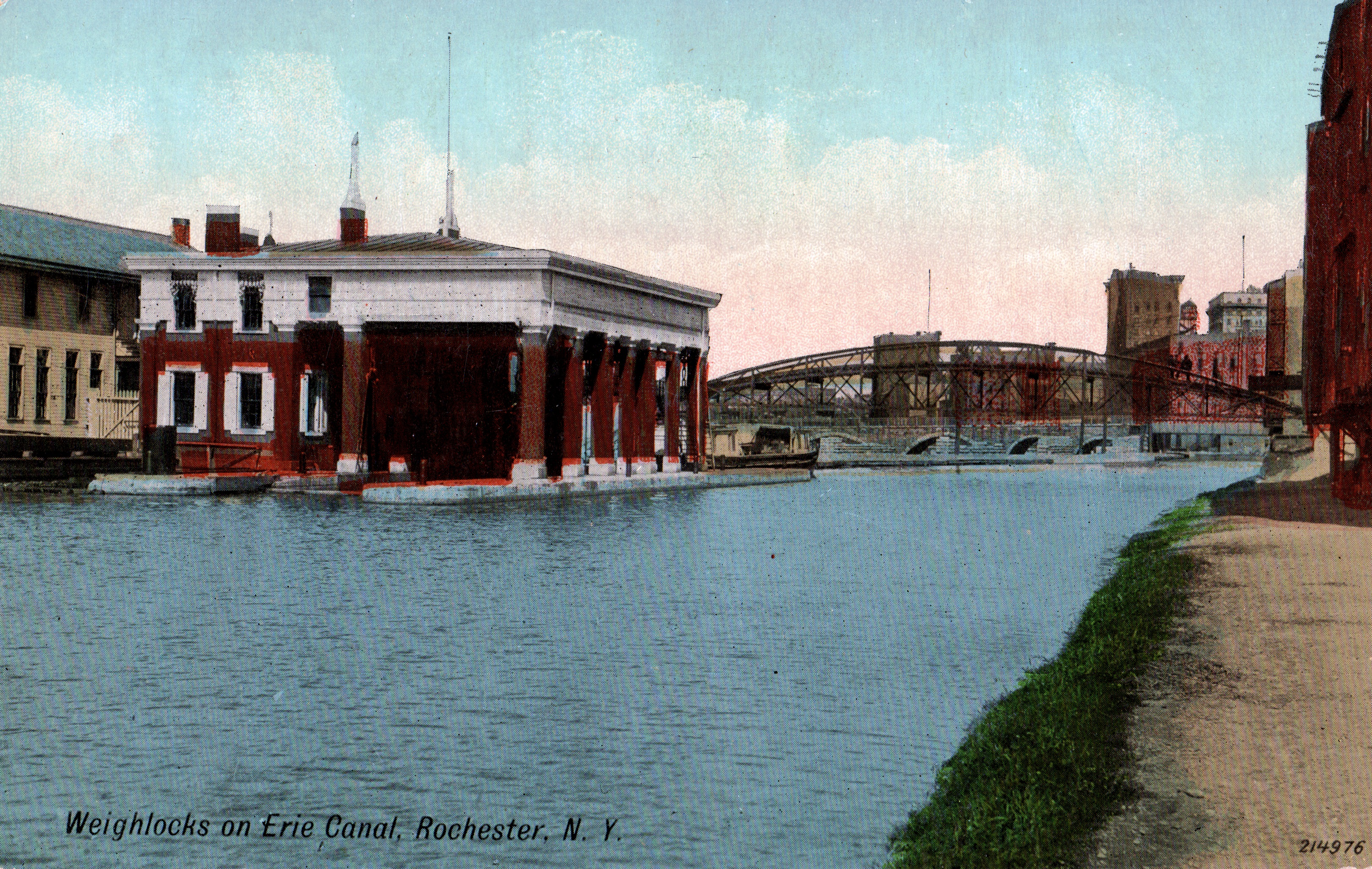 Interview: Erie Canal Museum   Documentary Heritage and ...